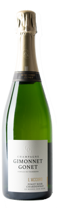 Champagne brut Tradition L'Accord